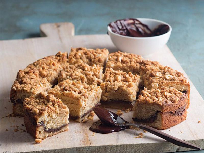 کیک نوتلا چیست؟ آموزش طرز تهیه کیک نوتلا