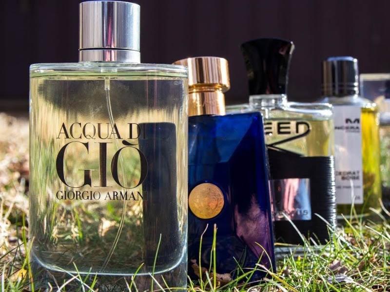 عطر مردانه مخصوص بهار