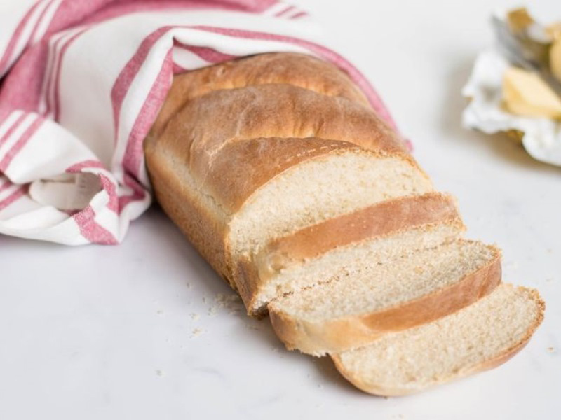 پخت نان خانگی