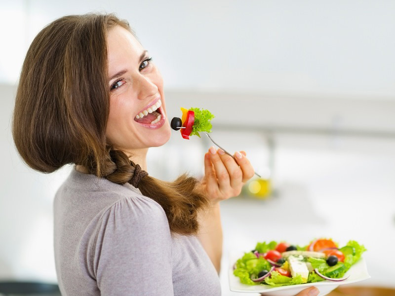 رژیم لاغری برای شکم و پهلو