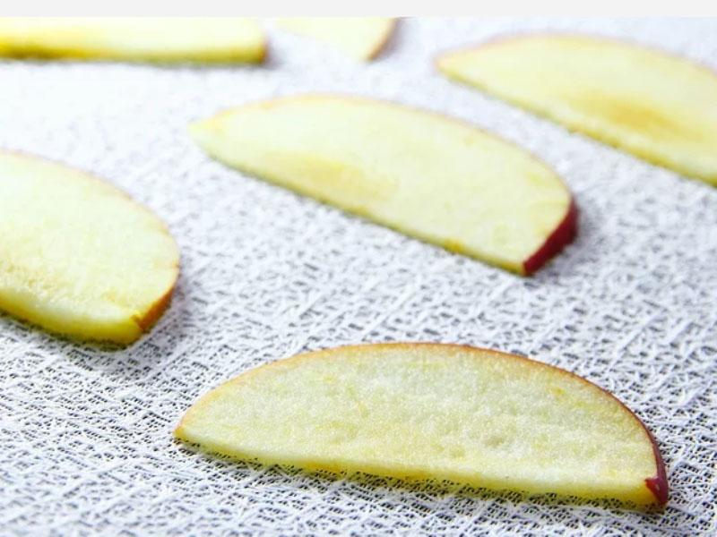 خشک کردن میوه در خانه
