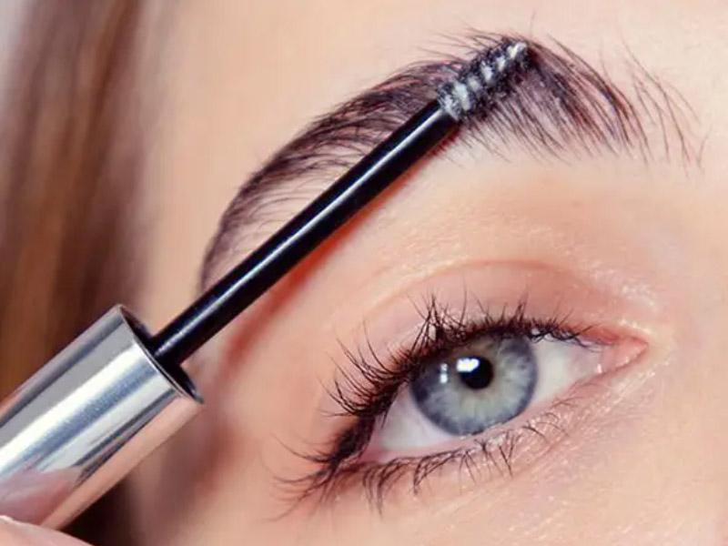 tags - eyebrow gel2 medium banooyeshahr - ژل ابرو چیست؟ آموزش مرحله به مرحله نحوه استفاده از آن - make-up-and-beauty, facial-makeup-and-hair-and-skin%